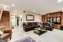 Amazing Basement Area - 20938 SANDSTONE SQ, STERLING