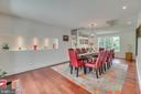 and dining/conference space fit for Queens + Kings - 13814 ALDERTON RD, SILVER SPRING