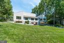 Front yard is just as large as the back yard..... - 13814 ALDERTON RD, SILVER SPRING