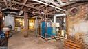 Basement with modern broiler - 6404 WASHINGTON BLVD, ARLINGTON