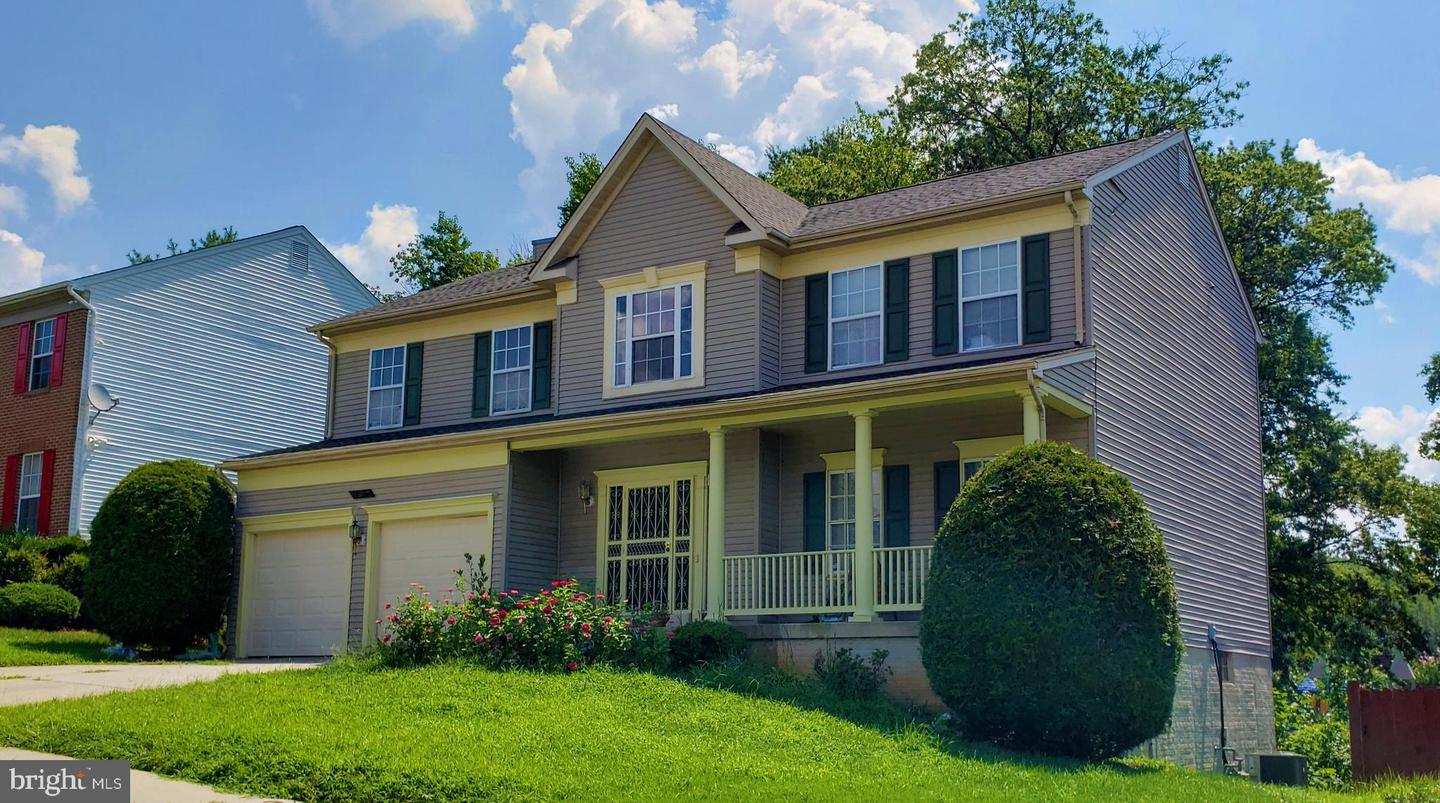 Single Family Homes for Sale at Landover, Maryland 20785 United States