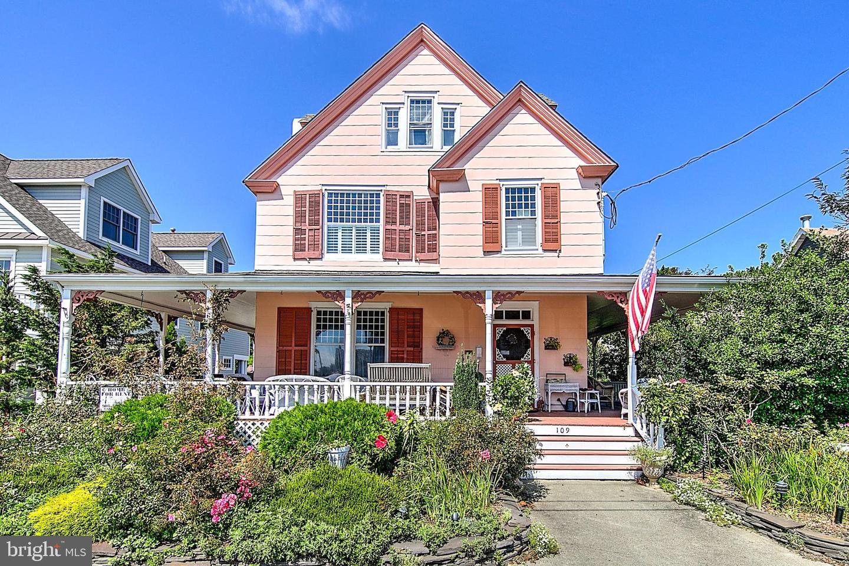 Single Family Homes للـ Sale في Beach Haven, New Jersey 08008 United States