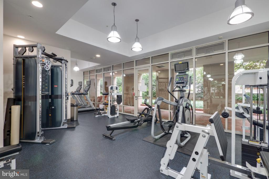 Fitness Center on first floor - 820 N POLLARD ST #603, ARLINGTON