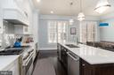 A Dream kitchen! - 1845 POTOMAC GREENS DR, ALEXANDRIA
