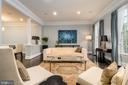 Over 60 Lightolier recessed lights in this home - 1845 POTOMAC GREENS DR, ALEXANDRIA