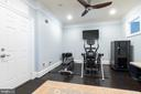 Exercise or Rec room - 1845 POTOMAC GREENS DR, ALEXANDRIA