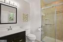 Master Bathroom - Brand New in 2017! - 9522 BACCARAT DR, FAIRFAX