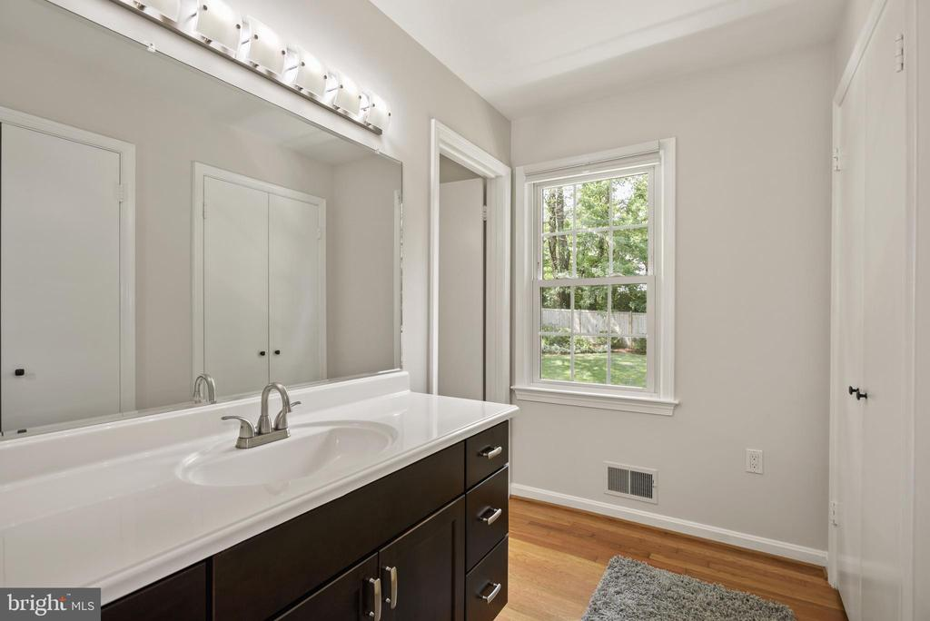 Master Bathroom - Features