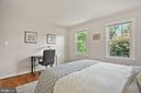 Bedroom #2 - Beautiful Views of Crepe Myrtle! - 9522 BACCARAT DR, FAIRFAX