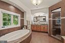 Master Bathroom - 4389 OLD DOMINION DR, ARLINGTON