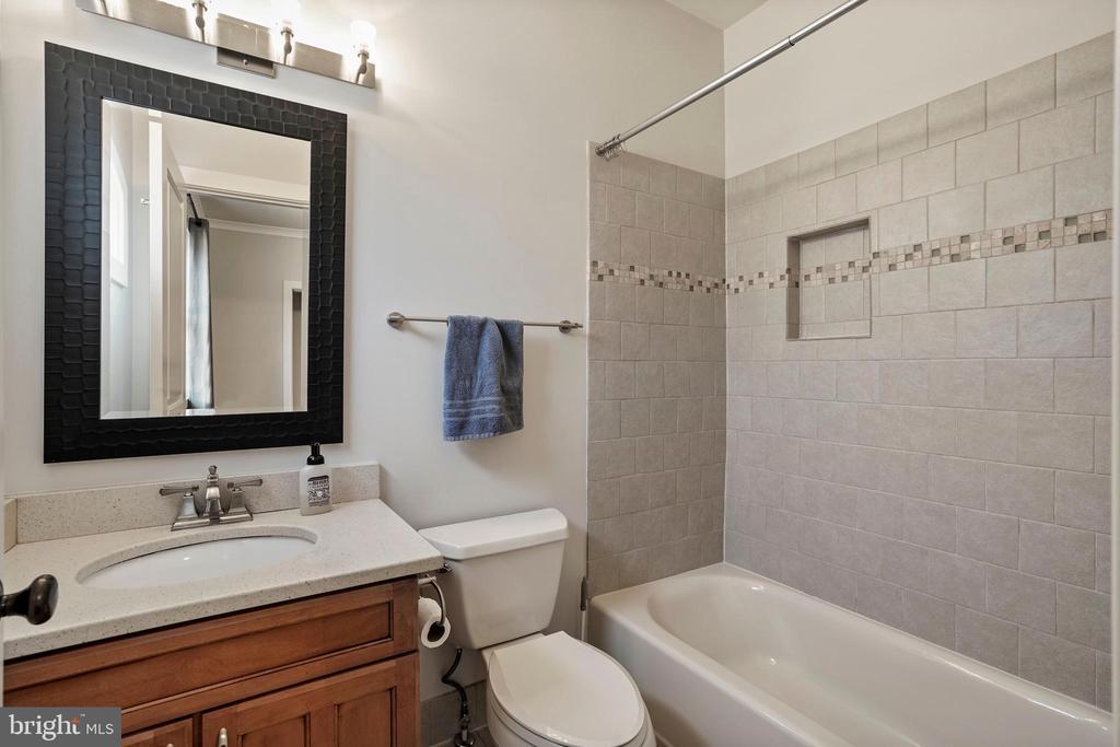 First Floor 2nd Bathroom - 4389 OLD DOMINION DR, ARLINGTON