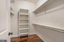 Another Walk-in Closet - 4389 OLD DOMINION DR, ARLINGTON