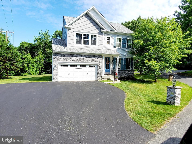 Single Family Homes 为 销售 在 Abingdon, 马里兰州 21009 美国