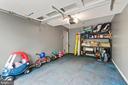 Large one car garage - 47572 COMER SQ, STERLING