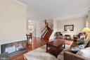Gorgeous wide-plank hardwoods flooring - 47572 COMER SQ, STERLING
