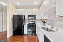 Recently updated kitchen w/large under-mount sink - 47572 COMER SQ, STERLING