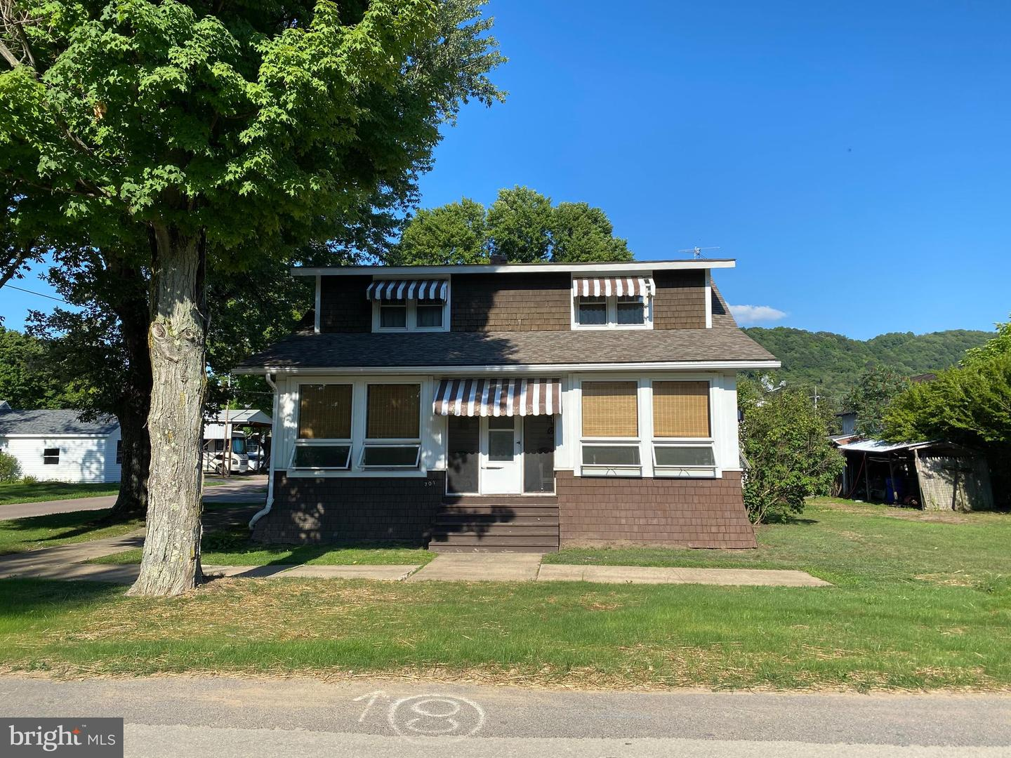 Single Family Homes for Sale at Confluence, Pennsylvania 15424 United States