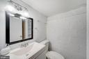 2nd full bathroom - 3707 KEMPER RD, ARLINGTON