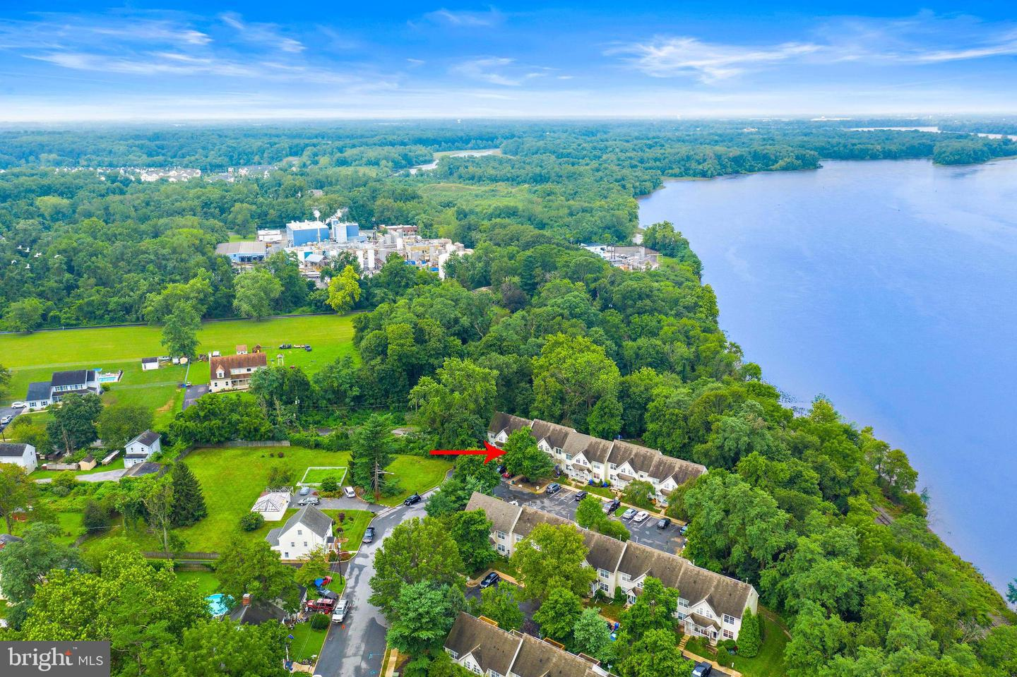Single Family Homes for Sale at Fieldsboro, New Jersey 08505 United States