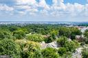Spectacular roof deck views of DC, VA and MD - 2720 WISCONSIN AVE NW #206, WASHINGTON