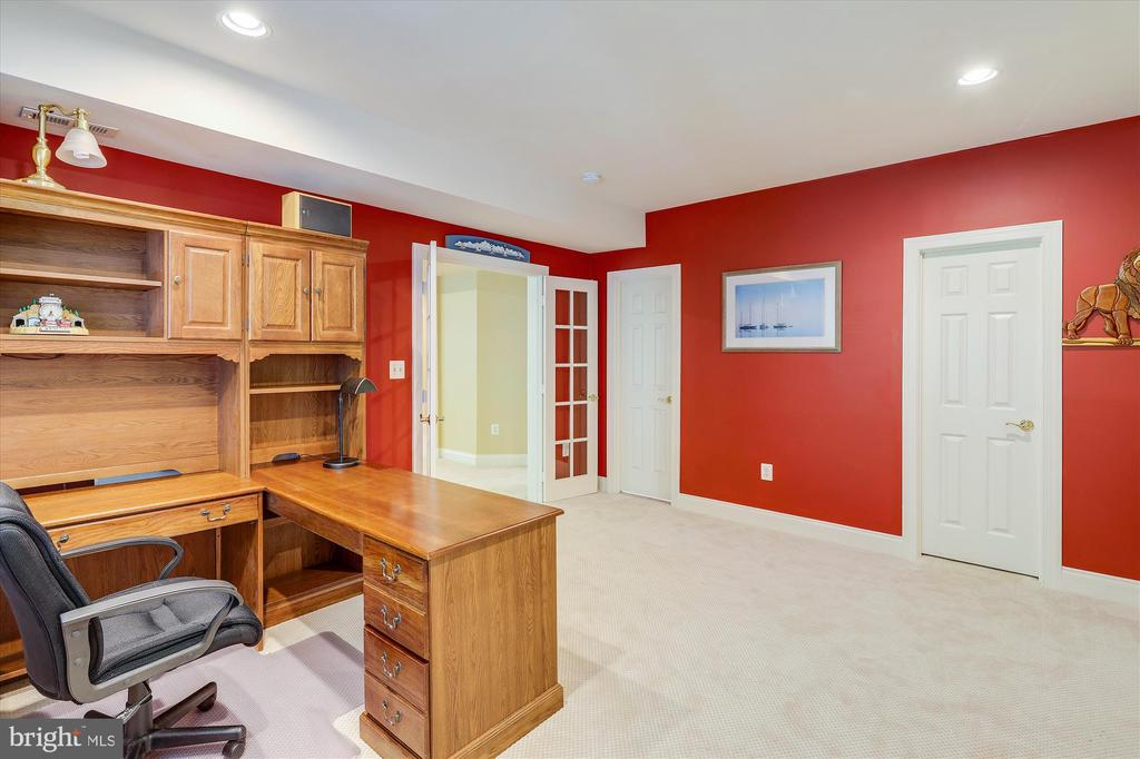 5th Bedroom in Lwr Lvl w/4th full Bathroom - 11364 JACKRABBIT CT, POTOMAC FALLS