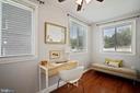 private main level den for office, play, media - 3616 ARLINGTON BLVD, ARLINGTON