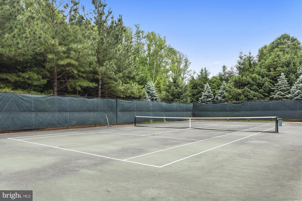 Tennis Courts - Cascades Community Amenities - 11364 JACKRABBIT CT, POTOMAC FALLS