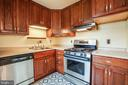 Gas cooking and stainless steel appliances - 6920 RUSKIN ST, SPRINGFIELD