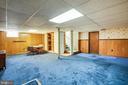 Rec Room - 6920 RUSKIN ST, SPRINGFIELD