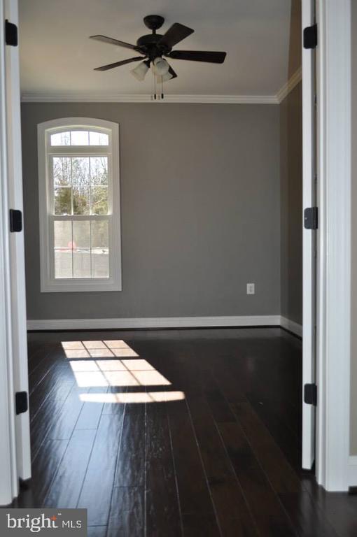 Office - Option - Hardwood Floors - 11950 HONEY GROVE TRL, NOKESVILLE