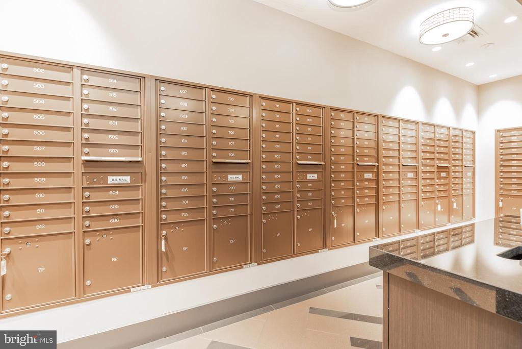 Main Level Mail Room - 9039 SLIGO CREEK PKWY #1610, SILVER SPRING