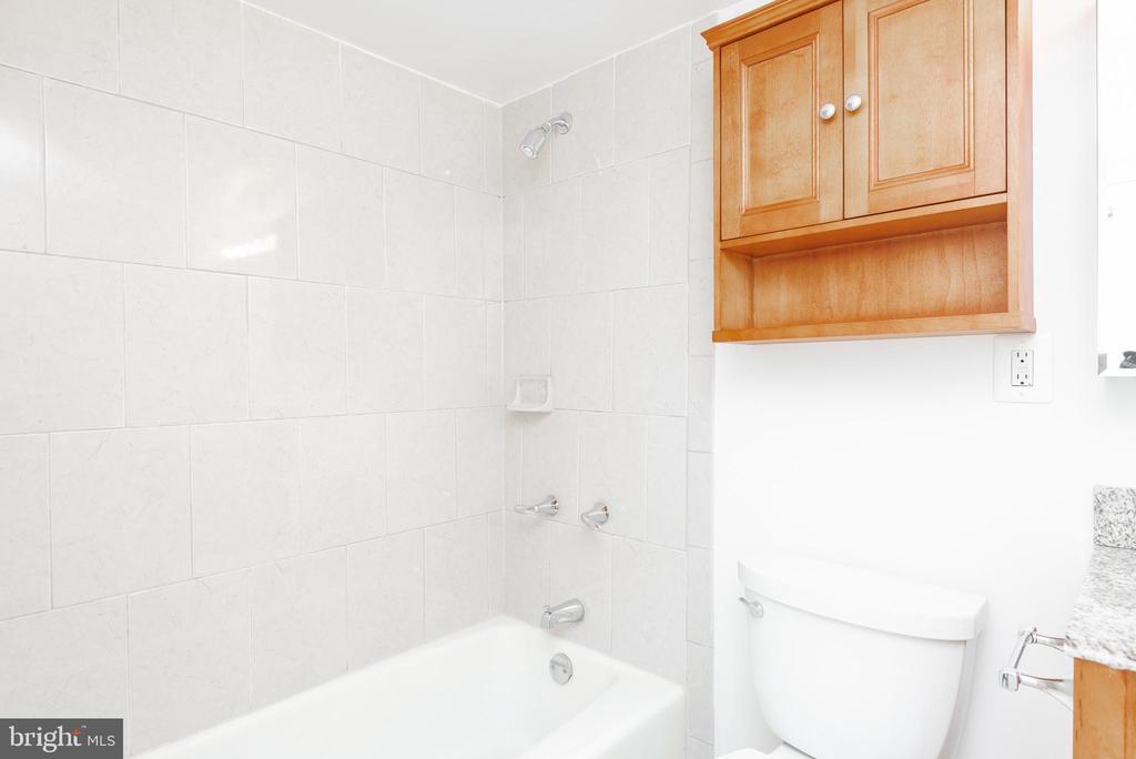 Full Bathroom - Photo 2 - 9039 SLIGO CREEK PKWY #1610, SILVER SPRING