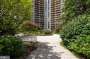 Garden Hardscape - Photo 1 - 9039 SLIGO CREEK PKWY #1610, SILVER SPRING