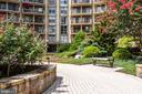 Garden Hardscape - Photo 2 - 9039 SLIGO CREEK PKWY #1610, SILVER SPRING