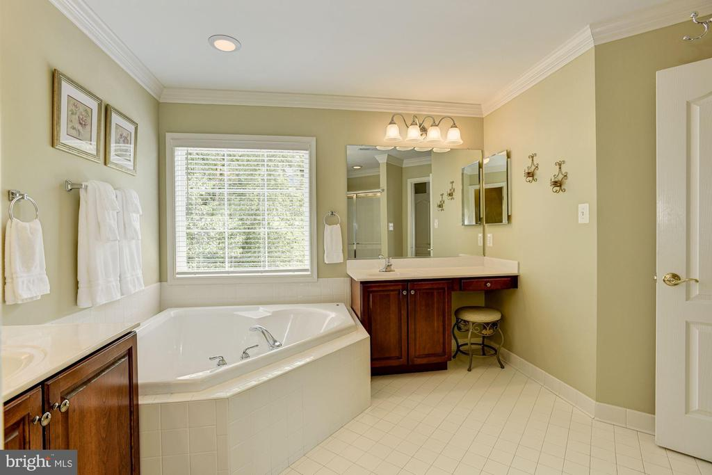 Primary Full Bath - 11007 COUNTRY CLUB RD, NEW MARKET