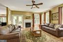 Family Room - 11007 COUNTRY CLUB RD, NEW MARKET