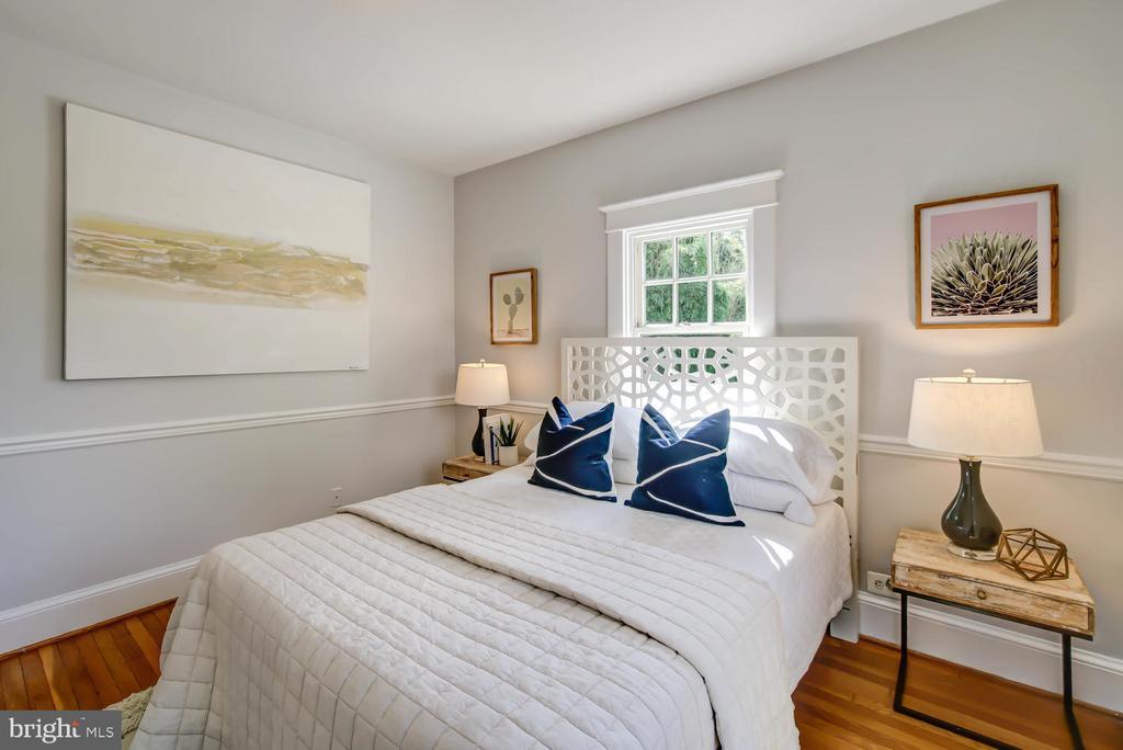 Guest bedroom - 2900 FRANKLIN RD, ARLINGTON