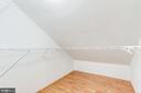 Walk In Closet - 2360 S ARLINGTON RIDGE RD, ARLINGTON