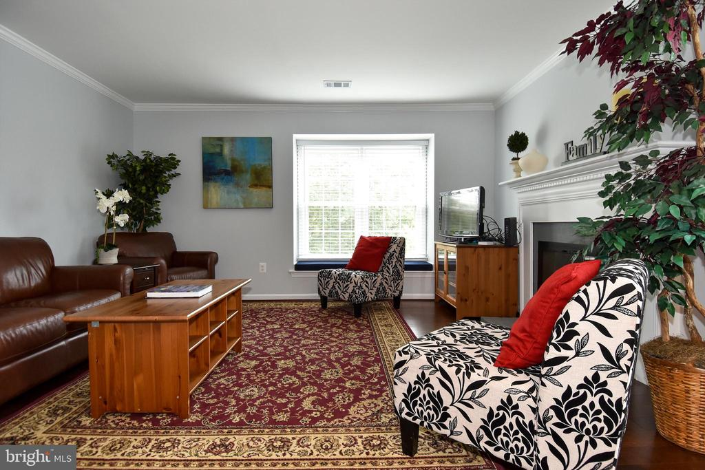 BRIGHT  & OPEN LIVING ROOM - 784 N VERMONT ST, ARLINGTON