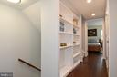 HALL WITH BUILT -IN - 784 N VERMONT ST, ARLINGTON