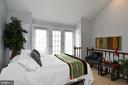 SECOND MASTER  BEDROOM SUITE - 784 N VERMONT ST, ARLINGTON