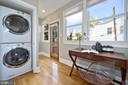 Den bright, W/D, cedar lined closets, balcony - 332 CHANNING ST NE, WASHINGTON