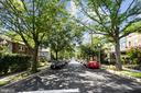 Channing is a nice tree-lined street - 332 CHANNING ST NE, WASHINGTON
