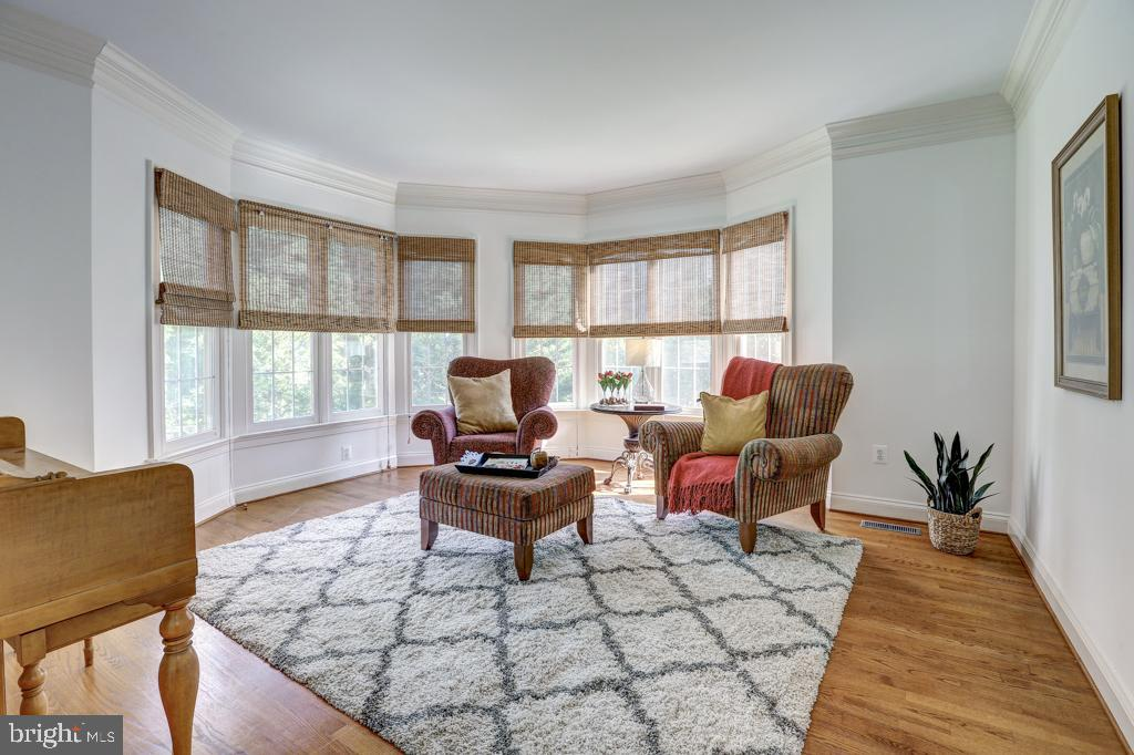 Home Office - 505 GRAND CYPRESS, SILVER SPRING