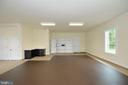 Carriage house garage - 40483 GRENATA PRESERVE PL, LEESBURG