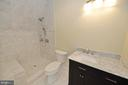 Carriage house upper level full bath - 40483 GRENATA PRESERVE PL, LEESBURG