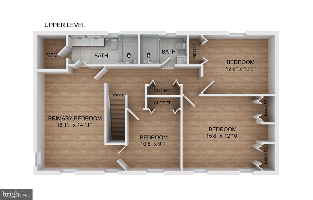 Upper level - 10206 MCKEAN CT, GREAT FALLS