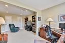 Large Recreation room with bumpout - 43496 GREENWICH SQ, ASHBURN