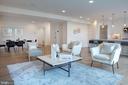 Living Area Southwest - 645 MARYLAND AVE NE #201, WASHINGTON