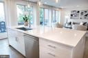 Kitchen Workspace Northeast - 645 MARYLAND AVE NE #201, WASHINGTON